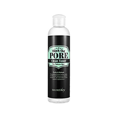 ����� Secret Key Black Out Pore Clean Toner (����� 250 ��)
