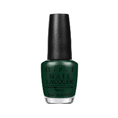 Лак для ногтей OPI Nail Lacquer Gwen Stefani Holiday Christmas Gone Plaid (Цвет Christmas Gone Plaid variant_hex_name 00380B)