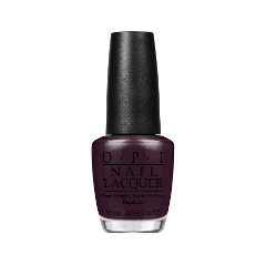 Лак для ногтей OPI Nail Lacquer Gwen Stefani Holiday Sleigh Parking Only (Цвет Sleigh Parking Only  variant_hex_name 3B2323)