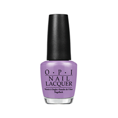 Лак для ногтей OPI Nail Lacquer Brights Collection Do You Lilac It? (Цвет Do You Lilac It?  variant_hex_name 9E7B9B)