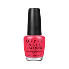 Лак для ногтей OPI Nail Lacquer Classic Collection OPI on Collins Ave (Цвет OPI on Collins Ave variant_hex_name EE3151)