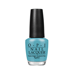 Лак для ногтей OPI Nail Lacquer Euro Centrale Collection Cant Find My Czechbook (Цвет Cant Find My Czechbook variant_hex_name 5EA7B8)
