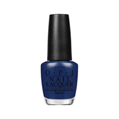 Лак для ногтей OPI Nail Lacquer Euro Centrale Collection I Saw U Saw We Saw Warsaw (Цвет I Saw U Saw We Saw Warsaw variant_hex_name 1A3059)