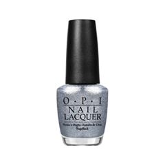 Лак для ногтей OPI Nail Lacquer Fifty Shades of Grey Collection Shine for Me (Цвет Shine for Me variant_hex_name 9CA0AC)