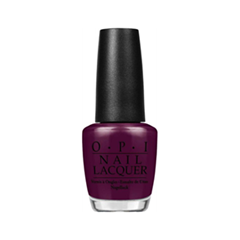 Лак для ногтей OPI Nail Lacquer San Francisco Collection In the Cable Car-Pool Lane (Цвет In the Cable Car-Pool Lane variant_hex_name 430931)
