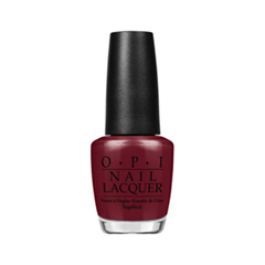 Лак для ногтей OPI Nail Lacquer San Francisco Collection Lost on Lombard (Цвет Lost on Lombard variant_hex_name 641421)