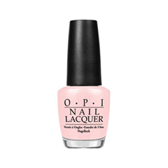 Лак для ногтей OPI Nail Lacquer Soft Shades Collection Passion (Цвет Passion variant_hex_name FCD2D3) лак для ногтей opi holland collection h63 цвет h63 vampsterdam variant hex name 3a122a