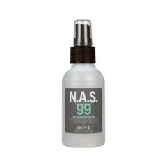 Уход за ногтями OPI Очищающее средство для ногтей Nas-99 Nail Antiseptic (Объем 120 мл)