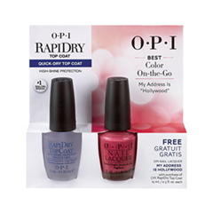 ���� OPI ����� Best Color On-the-Go (����� 15��+15��)
