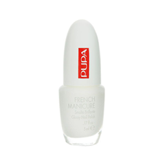 Лак для ногтей Pupa Lasting Color 001 (Цвет 001 French Manicure variant_hex_name DEDFD9 Вес 20.00) лак для ногтей pupa lasting color цвет 103 ultra pearly white variant hex name d2cecb вес 20 00