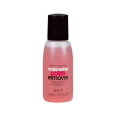 �������� ��� ������ ���� OPI Acetone-Free Polish Remover (����� 30 ��)
