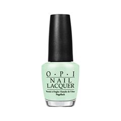 Лак для ногтей OPI Hawaii Collection H65 (Цвет H65 Thats Hula-rious! variant_hex_name DAE8CF)