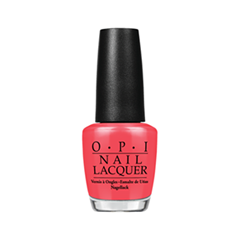 Лак для ногтей OPI Holland Collection H61 (Цвет H61 Red Lights Ahead...Where? variant_hex_name D14D58) лак для ногтей opi holland collection h63 цвет h63 vampsterdam variant hex name 3a122a