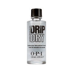 Топы OPI Капли-сушка Drip Dry Lacquer Drying Drops (Объем 120 мл)