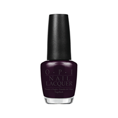 Лак для ногтей OPI Nail Lacquer Classic Collection Lincoln Park After Dark (Цвет Lincoln Park After Dark variant_hex_name 260F21)