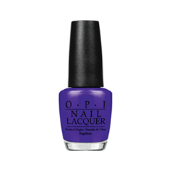 Лак для ногтей OPI Nail Lacquer Nordic Collection Do You Have this Color in Stock-holm? (Цвет Do You Have this Color in Stock-holm? variant_hex_name 412B8D)