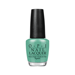 Лак для ногтей OPI Nail Lacquer Nordic Collection My Dogsled is a Hybrid (Цвет My Dogsled is a Hybrid variant_hex_name 66AE96)