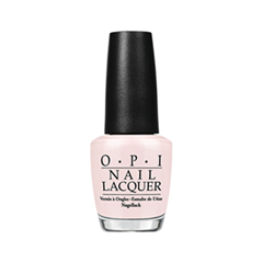 Лак для ногтей OPI Nail Lacquer Soft Shades Collection Act Your Beige! (Цвет Act Your Beige! variant_hex_name F2DFDE)
