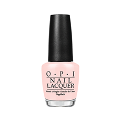 Лак для ногтей OPI Nail Lacquer Soft Shades Collection Bubble Bath (Цвет Bubble Bath  variant_hex_name FFDDDB)