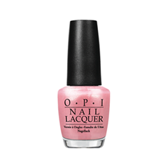 Лак для ногтей OPI Nail Lacquer Soft Shades Collection Princesses Rule! (Цвет Princesses Rule! variant_hex_name DE919B) лак для ногтей opi holland collection h63 цвет h63 vampsterdam variant hex name 3a122a