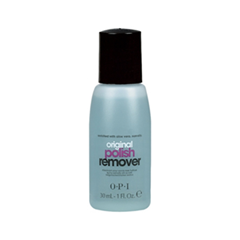 Средства для снятия лака OPI Original Polish Remover (Объем 30 мл)