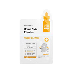 Тканевая маска Tony Moly Home Skin Mask Effector Ringer Oil (Объем 28,5 мл)