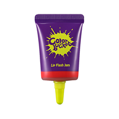 ������ ������ Touch in Sol Color Bucket Lip Flash Jam 5 (���� Cherryberry Jam)