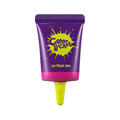 ������ ������ Touch in Sol Color Bucket Lip Flash Jam 7 (���� Raspberry Jam)