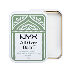 ������� ��� ��� NYX All Over Balm Coconut Oil (����� 25 ��)