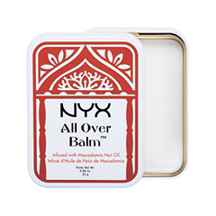 ������� ��� ��� NYX All Over Balm Macadamia Nut Oil (����� 25 ��)