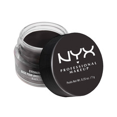 Праймер NYX Professional Makeup Eyeshadow Base Black (Цвет Black variant_hex_name 000000)