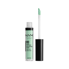 Консилер NYX Professional Makeup HD Concealer Wand 12 (Цвет 12 Green variant_hex_name 94D6C8) nyx professional makeup жидкий консилер для лица concealer wand nude beige 035