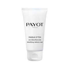 Маска Payot Masque D'Tox (Объем 50 мл) маска payot hydra 24 baume en masque объем 50 мл