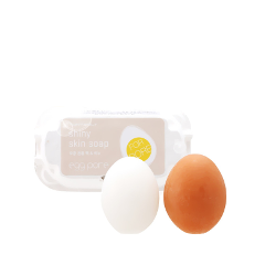 ���� Tony Moly ���� Egg Pore Shiny Skin Soap (����� 2*50 �)