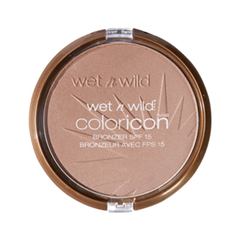 Бронзатор Wet n Wild Color Icon Bronzer SPF 15 E740 (Цвет E740 Bikini Contest variant_hex_name C09A8D)
