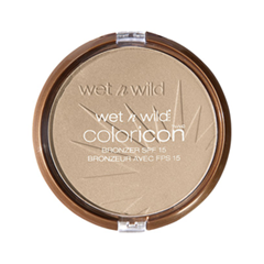 Бронзатор Wet n Wild Color Icon Bronzer SPF 15 E7431 (Цвет E7431 Reserve Your cabana variant_hex_name CEB49B)