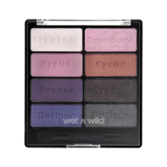 ���� ��� ��� Wet n Wild Color Icon Eyeshadow Collection 736 (���� 736 Petal Pusher)