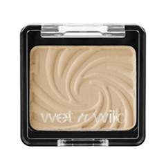 Тени для век Wet n Wild Color Icon Eyeshadow Single 251A (Цвет 251A Brulee variant_hex_name CFB18F) wet n wild воск для бровей color icon brow shaper e631 a clear conscience