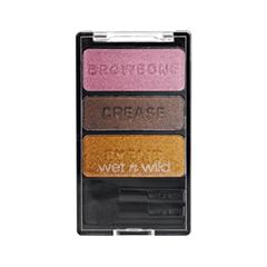 Тени для век Wet n Wild Color Icon Eyeshadow Trio 334 (Цвет 334 I'm Getting Sunburned variant_hex_name C3916E) collistar тени для век wet