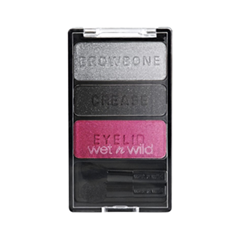 Тени для век Wet n Wild Color Icon Eyeshadow Trio 336 (Цвет 336 Spoiled Brat variant_hex_name A76C8C)