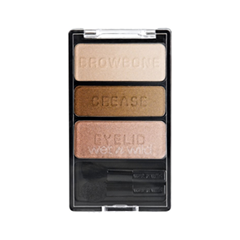 ���� ��� ��� Wet n Wild Color Icon Eyeshadow Trio 380B (���� 380B Walking On Eggshells)