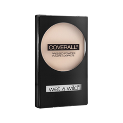 Пудра Wet n Wild Coverall Pressed Powder E822b (Цвет E822b Fair Light variant_hex_name FFE7D6)