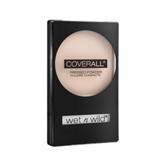 ����� Wet n Wild Coverall Pressed Powder E824b (���� E824b Light Medium)