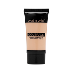 Тональная основа Wet n Wild Coverall Cream Foundation E816 (Цвет E816 Fair Light variant_hex_name E2B79E)