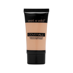 Тональная основа Wet n Wild Coverall Cream Foundation E817 (Цвет  E817 Light variant_hex_name CC9A76)