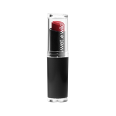 Помада Wet n Wild Mega Last Lip Color 911D (Цвет 911D Stoplight Red variant_hex_name 941E41) помада для губ mega last lip color тон just peachy wet n wild