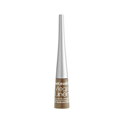 �������� Wet n Wild MegaLiner Liquid Eyeliner 865 (���� 865 Brown)