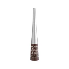 �������� Wet n Wild MegaLiner Liquid Eyeliner 868 (���� 868 Dark Brown)