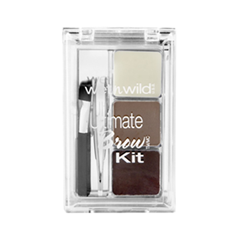 Набор для бровей Wet n Wild Ultimate Brow Kit 963 (Цвет 963 Ash Brown variant_hex_name 47342D)