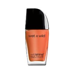 Лак для ногтей Wet n Wild Wild Shine Nail Color E437f (Цвет E437f Blazed)